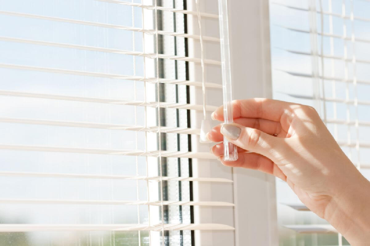 uPVC Window Blinds Sheffield